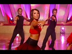 Dancing With the Stars: Samba Dance Workout
