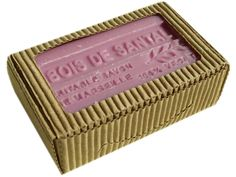 Sandalwood French Soap Moisturize your skin while enjoying the exotic smell of sandal wood. Made In France