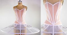 Tutu corset nifty