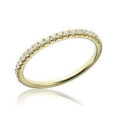 Inel argint Semi Eternity cu cristale Cod TRSR162
