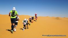 Ultra trail 100Kms del Sahara 2014: Crónica, resultados y fotos. Raúl García Castán y Alice Modignani campeones.