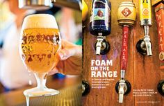 Foam on the Range | In Denver and beyond, Colorado's beer pioneers are still blazing trails.