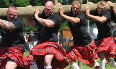 Heuballen weit werfen, schwere Steine und Bäume durch die Luft schleudern, Tauziehen – das hat in Schottland Tradition. Jetzt holt der Süddeutsche Schaustellerverband diese Wettbewerbe zum Herbstvolksfest. Anlässlich des 25-jährigen...