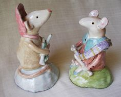 Morag Mousie- from Lorraine Young Pottery