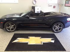 ‪‎Chevy‬ Custom Rug for a ‪‎Man Cave‬. Looks nice with the ‪#‎Camaro‬!