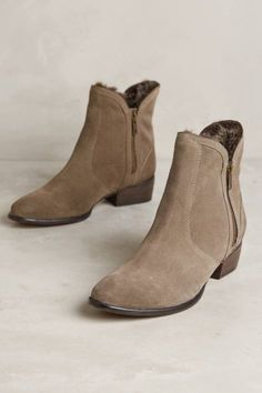 Centavo Zip Booties by Lien.Do by Seychelles | Pinned by topista.com