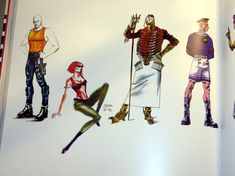 Jean Paul Gaultier costume designs for The Fifth Element. Movie Costumes, Cool Costumes, Amazing Costumes, Jean Paul Gaultier, Fifth Element Costume, Chinese Patterns, Cosplay, Future Fashion, Fashion Sketches