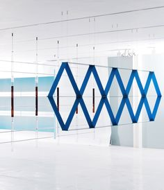 Bouroullec brothers design decorative screens for Tel Aviv exhibition