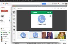 Agora dá pra fazer ligação por voz no Gmail (de novo!)