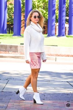 My pic for Spring White Boots White Boots, Friends, Spring, Fitness, Sweaters, Blog, Beautiful, Dresses, Style