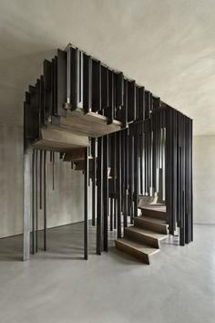 Incredible Staircase Transforms Appearance Depending on Your Perspective - BlazePress