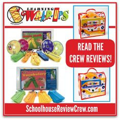 Elementary Math and Reading Tools #homeschool #hsreviews