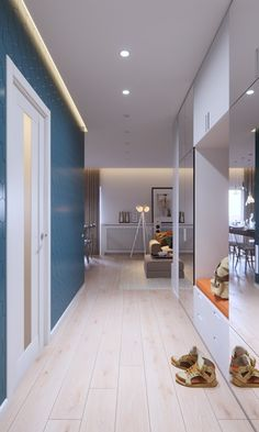 What do white, cream, natural wood, and grey all have in common? They are all color hues included in these two homes from M3 Architectural & Construction Group