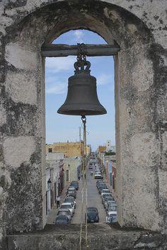 ☀ sinos e luzes - Campeche Mexico