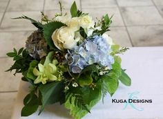 Kuga Designs: Baby Shower for a Baby Boy!