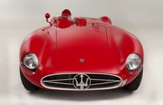 "specialcar: "" 1955 MASERATI 300S SPORTS-RACING SPIDER """