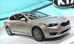 Kia Cadenza 2014  Call 360-888-4095 ext. 115 Lorelei Fleming Hanson Motors