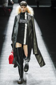 Hood By Air Fall 2016 Ready-to-Wear Collection Photos - Vogue