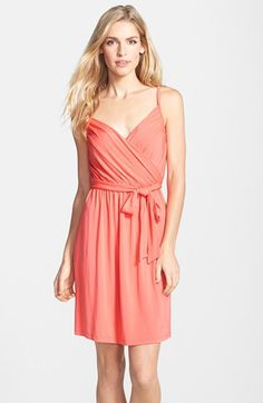 Tart 'Jo' Jersey Wrap Dress available at #Nordstrom