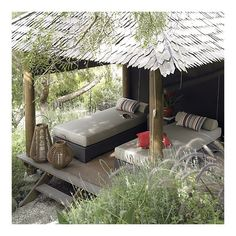 something like this for the back of the porch...