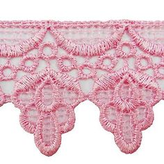 "#Border pink venice lace trim 1.4 inches wide #craft tape supplies by the #yard"",  View more on the LINK: 	http://www.zeppy.io/product/gb/2/141950932714/"