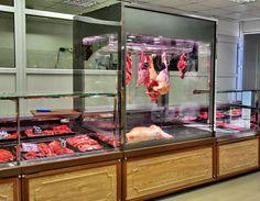 стеклянные холодильные камеры для мяса - Поиск в Google
