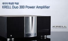 KRELL Duo 300 Power Amplifier