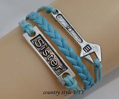 Multicolor optionalSisters bracelet wrench by CountrystyleDIY, $2.99