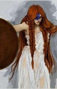 Boudica by hau Celtic warrior-queen Elfa, Warrior Queen, Warrior Princess, Woman Warrior, Character Inspiration, Character Art, Character Design, Character Concept, Iceni Tribe