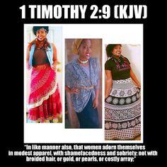 So-called Black, Hispanic, and Native American Women Are To Dress Modestly. Modest Wear, Modest Dresses, Modest Outfits, Modest Fashion, Girl Outfits, Style Fashion, Black Hebrew Israelites, Hispanic Women, Virtuous Woman