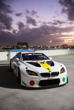 The Art Car collection, launched in 1975 by BMW and produced in a collaboration with numerous iconic artists, recently presented its 19th addition at Art Basel in Miami Beach. Created by legendary American artist John Baldessari, the moving art piece joins artworks made by Olafur Eliasson, Jeff Koons, Andy Warhol, and David Hockney, among many others.   Much like his famous work, the M6 GTLM features Baldessari's bright complementary colors and playful, satirical details. Large red and green…
