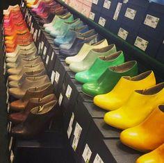 Noë shoes - want them all...