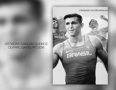 "Confira meu projeto do @Behance: ""Artwork Isaquias Queiroz Olympic Games Rio 2016"" https://www.behance.net/gallery/46231299/Artwork-Isaquias-QueirozOlympic-Games-Rio-2016"