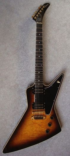 If I ever own a Gibson Explorer I want it to be this one!