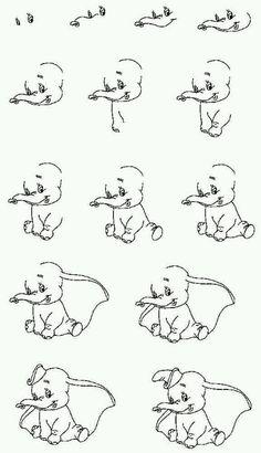 Disney Sketches, Disney Drawings, Cartoon Drawings, Animal Drawings, Cartoon Images, Time Cartoon, Drawing Disney, Cartoon Illustrations, Doodle Drawings