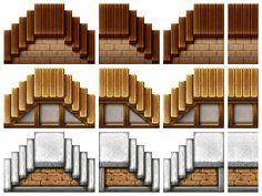 RPG Maker VX - Stairs by Ayene-chan.deviantart.com on @deviantART