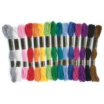 Discount School Supply - Embroidery Thread - 30 Pieces $5.99