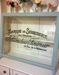 The Graphics Fairy - DIY: Painted French Windows