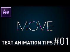 【アフターエフェクト】シェイプアニメーション入門3 文字の出現アニメーションの作り方【Shape tutorial】 - YouTube