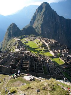 Explore the Mayan Ruins in Peru #JetsetterCurator