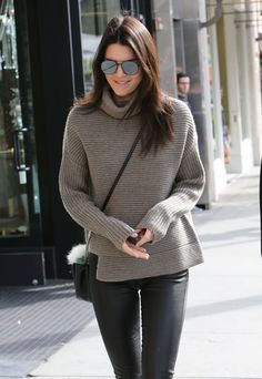 Here's Exactly Where to Get Kendall Jenner's Cozy Sweater