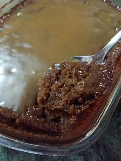 Easy Bake Sticky Date Pudding.. with a twist of Sunria Arenga Sugar instead of white sugar. Smells n tastes heavenly!