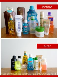30 Days to Packing a Better Bag – Day 16: How to Pack Liquid Toiletries