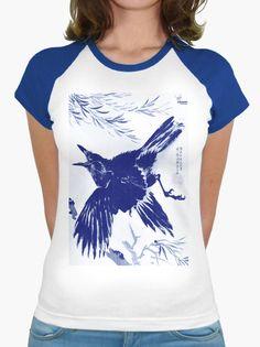 Camiseta Cuervo B