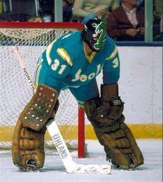 Gary Simmons, California Golden Seals