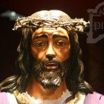 Besapié al Señor Cautivo. Fotos Juan Antonio Sánchez
