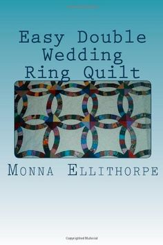 Wedding Quilt Patterns | Double Wedding Ring Quilt Pattern