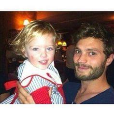 #JamieDornan jamie dornan'sdaughter