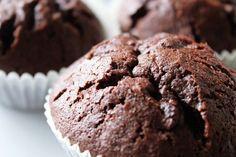 {REZEPT} - Schokoladen Muffins #muffins #basic #chocolate