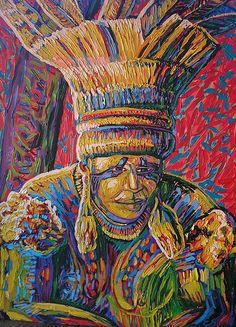Índio do Xingu - XXII Amazônia | Flickr - Photo Sharing!